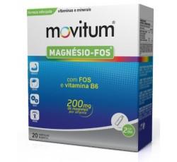 Movitum Magnesio Fos Amp Beb X 20