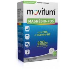 Movitum Magnesio Fos Comp Rev X 30
