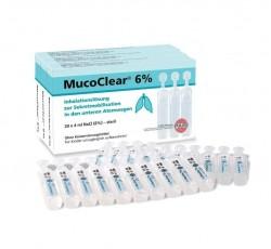 Mucoclear 6% Sol Inal Salina Hipert