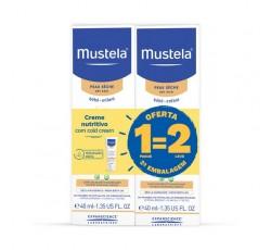 Mustela Cold Cr Duo Rost 40 mL+Desc50%