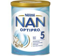 Nan Optipro 5 Crescidos Leite 800G