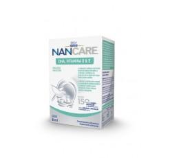 Nancare Dha Vit D/Vit E Gts 8mL