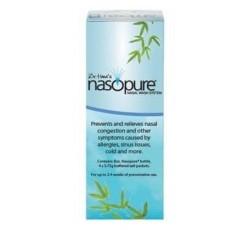 Nasopure Sistema Irrigação Nasal