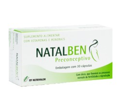 Natalben Preconceptivo Caps X 30