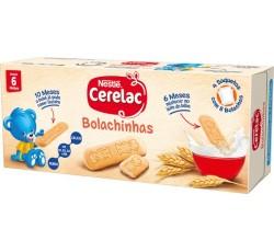 Nestle Cerelac Bolachinhas 180G 6M