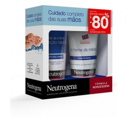 Neutrogena Cr Maos Text Lg+Cr Conc 80%