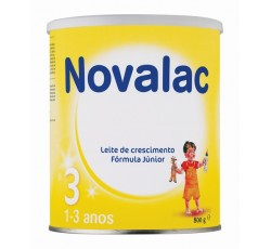 Novalac 3 Formula Jun Baunilha Leite 800G