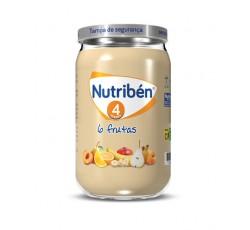 Nutriben Boiao 6 6 Frutas 235G