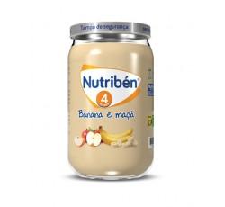 Nutriben Boiao 6 Banana Maca 235G