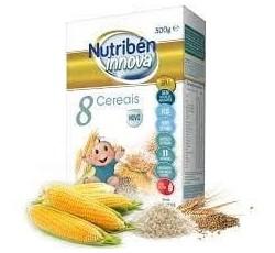 Nutriben Innova 8 Cereais 300G X2 + Desc