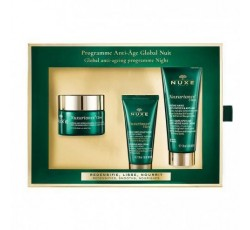 Nuxe Coffret Nuxuriance Ultra Noite 50mL+Of Cr Corpo+Cr Maos