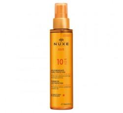 Nuxe Sun Oleo Bronz Spf10 150mL