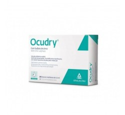 Ocudry Sol Oft Est 0,6mL X20