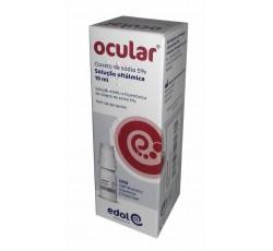 Ocular Sol Oft 5% 10 mL