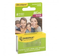 Ohropax Tampao Auric Mini Sil X8