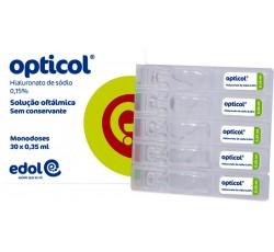 Opticol Solução Oftálmica 0,15% 0,35mL X 30