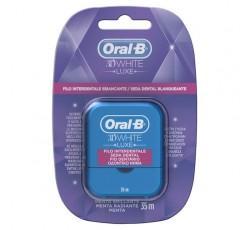 Oral B 3D White Luxe Fio Dent 35M