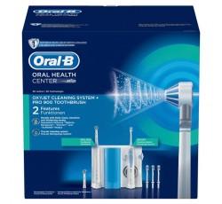Oral B Centro Dent Oxyjet+Escova Pro900