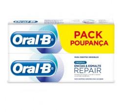 Oral B Geng Esmal Rep Past Orig 75+25mL X2