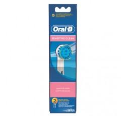 Oral B Rec Sensitive Rec Esc Elect Ebs17 X 2