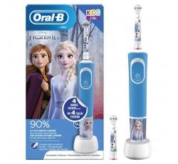 Oral B Stages Esc Elect Frozen Plus 3A+ + 2 Rec