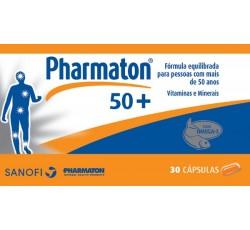 Pharmaton 50+ 30 Caps