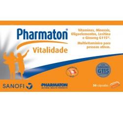Pharmaton Vital Caps X 30