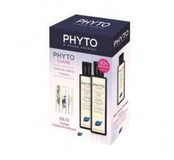 Phyto Phytocyane Duo Ch Densif 2X250mL+Desc 50% Na 2ª Embal