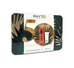 Phytolaque Soie Laca Fixação Natural 100 mL + Phyto 7 Cr Dia Hidra 50 mL