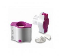 Pilbox 3 Em 1 Dispens Corta Esmag Comp