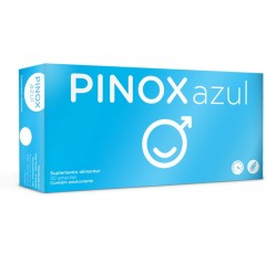 Pinox Azul Ampolas Bebíveis 10mL X30