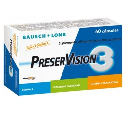 Preservision 3 Caps X 60