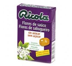 Ricola Reb S/ Sabugueiro 50 G