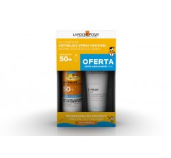 Roche-Posay Anthelios Spray Dermo-Pediátrico Fps50 200mL + Of Roche-Posay Lipikar Leite 75mL