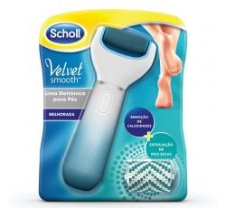Scholl Lima Exfoliante Velvet Smooth Blue
