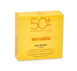 Sensilis Sun Secr Base Comp Spf50+ Bronze