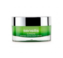 Sensilis Supreme Renewal Detox Night Cream 50mL