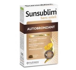 Sunsublim Caps Autobronz X 28