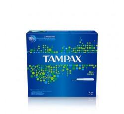 Tampax Super Tampao Aplic X 20