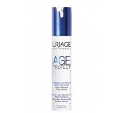 Uriage Age Prot Cr Noite Detox 40mL