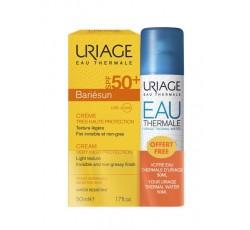 Uriage Bariesun Spf50+ Creme C Perfume 50mL+Of Eau Therm