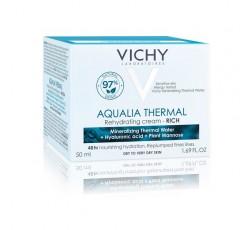 Vichy Aqualia Creme Dia Rico 50mL