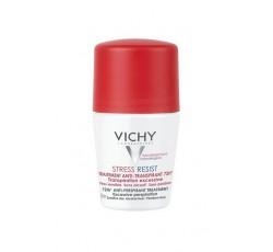 Vichy Desodorizante Stress Resist Tratamento Intensivo Antitranspirante 72 Horas Roll-On 50mL