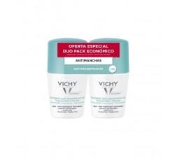 Vichy Desodorizante Tratamento Antitranspirante 48H Roll-On Duo