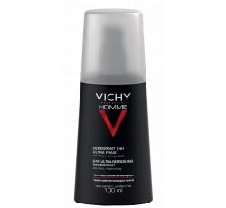 Vichy Homme Desodorizante Vaporizador Ultrafresco 100mL