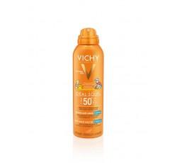 Vichy Ideal Soleil Bruma Antiareia Para Crianças  Fps50 200mL