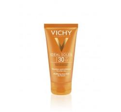 Vichy Ideal Soleil Creme Rosto Toque SecoSpf 30 50mL