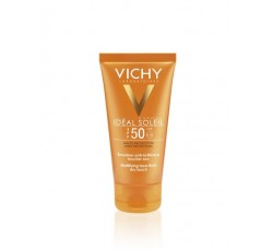 Vichy Ideal Soleil Creme Rosto Toque SecoSpf50 50mL