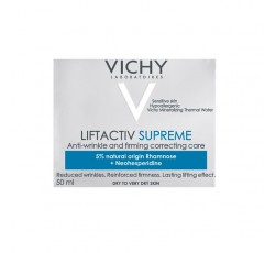Vichy Liftactiv Supreme Creme Dia Pele Seca 50mL