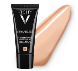 Vichy Maquilhagem Dermablend Base Fluida Corretora  (25) 40mL